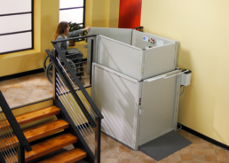 Commercial Wheelchair LIft-