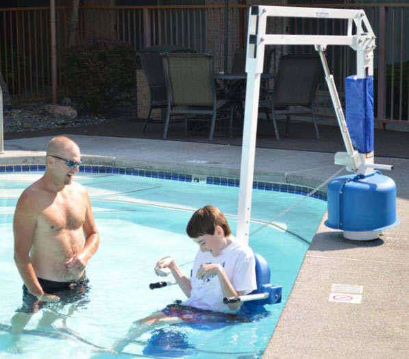 Scout Pool Lift